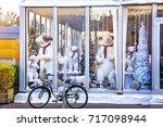 strasbourg  france   december... | Shutterstock . vector #717098944