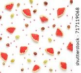 concept of healthy food.... | Shutterstock . vector #717119068