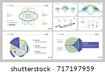 organizational chart diagram set | Shutterstock .eps vector #717197959