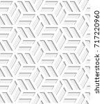 japanese seamless pattern cut... | Shutterstock .eps vector #717220960