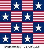 Usa Patriotic Pattern  Ideal...