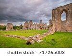 Remains Of Egglestone Abbey  ...