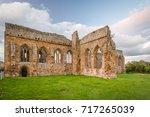 Gothic Arches Of Egglestone...
