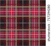 seamless tartan pattern... | Shutterstock .eps vector #717294280