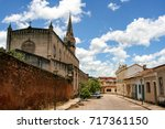 goias is a municipality in the... | Shutterstock . vector #717361150