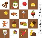 vector cartoon illustration...   Shutterstock .eps vector #717376348