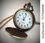 Small photo of Antique pocket watch