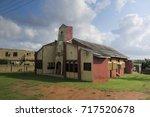 akure  nigeria   august 19 ... | Shutterstock . vector #717520678