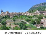 the nature of catalonia.... | Shutterstock . vector #717651550