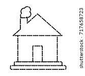 home real estate   Shutterstock .eps vector #717658723