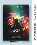 Dance Party Poster Template  ...