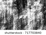 abstract background. monochrome ... | Shutterstock . vector #717703840