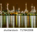 the blurry image behind is an... | Shutterstock . vector #717842008