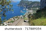 capri island | Shutterstock . vector #717889354