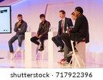 cologne  germany   september 19 ...   Shutterstock . vector #717922396