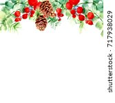 Christmas Border Pattern From...