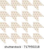 japanese pattern vector...   Shutterstock .eps vector #717950218