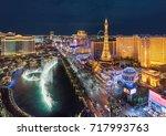 las vegas  nevada   july 25 ... | Shutterstock . vector #717993763