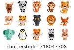 animal | Shutterstock . vector #718047703