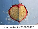 Heart On The Corner Of Stone...