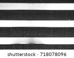 abstract of metal line for... | Shutterstock . vector #718078096