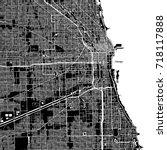 Chicago  Illinois. Downtown...