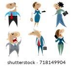 vector illustration of... | Shutterstock .eps vector #718149904