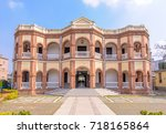 tainan county magistrate... | Shutterstock . vector #718165864