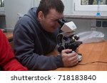 boleslawiec  poland september... | Shutterstock . vector #718183840