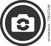 switch camera icon   dark...