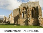 Egglestone Abbey Is An...