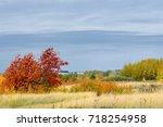 Natural Landscapes. Autumn...