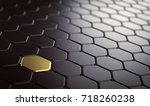 many stars in relief on black... | Shutterstock . vector #718260238