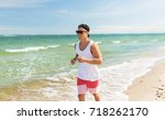 fitness  sport  people and... | Shutterstock . vector #718262170