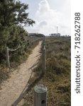 cabo de palos coastline in...   Shutterstock . vector #718262788