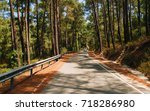 Road To Troodos  Cyprus Safari