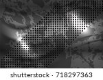 abstract background design with ...   Shutterstock .eps vector #718297363