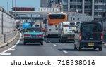 tokyo  japan   september 17th ... | Shutterstock . vector #718338016