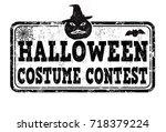 Halloween Costume Contest...
