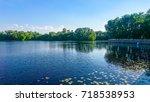brest city of belarus | Shutterstock . vector #718538953
