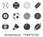 sport icon | Shutterstock .eps vector #718571710