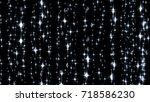 striking 3d illustration of... | Shutterstock . vector #718586230