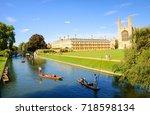 Cambridge  Uk    August 16 ...