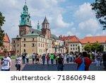 Krakow  Poland   August 14 ...