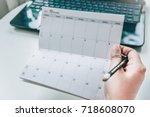 Portable Diary Calendar For...