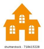 church vector icon | Shutterstock .eps vector #718615228