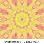 abstract background pastel... | Shutterstock . vector #718697014