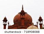 the church | Shutterstock . vector #718908088