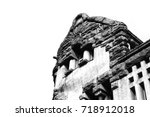 stone built  2 | Shutterstock . vector #718912018