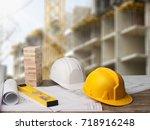 construction. | Shutterstock . vector #718916248